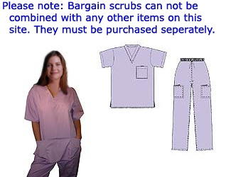 Discount Scrubs - Bargain Scrubs