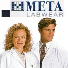meta lab coats, lab coats for women, lab coats for men