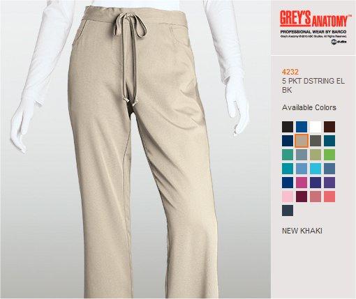 Grey S Anatomy Scrub Pants Scrubsunlimited Com