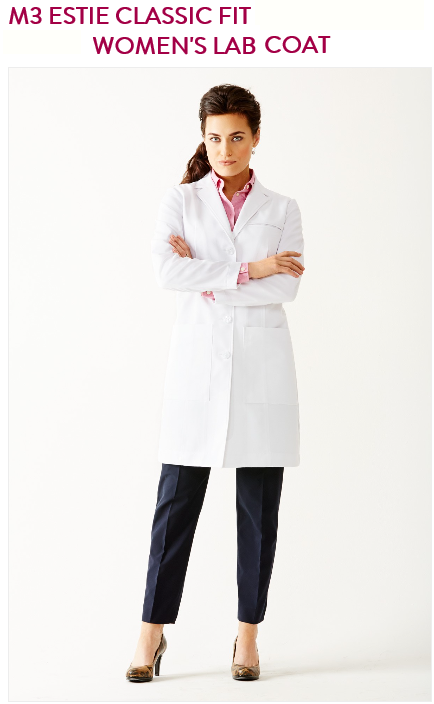 Estie Medelita Lab Coats For Women Estie Lab Coat