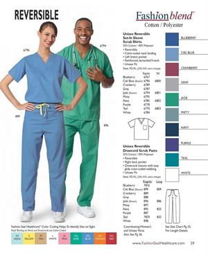 Fashion Seal Scrubs, Fashion Seal Uniforms Lab Coats at UA 34