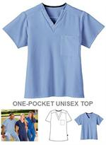 one pocket top