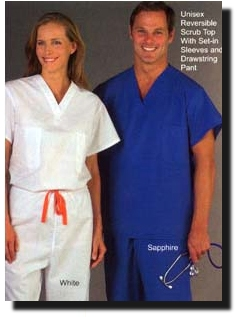 6e06cc2a211 Angelica Unisex Scrubs by Medline - Scrubs Unlimited