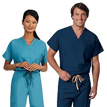category fashion seal scrubs