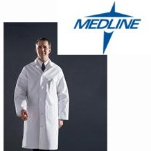 medline lab coats
