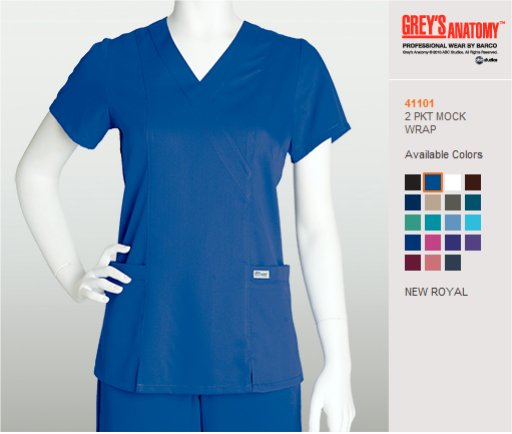 Grey\'s Anatomy Scrubs For Women | ScrubsUnlimited.com