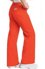 Urbane Drawstring Boot Cut Pant